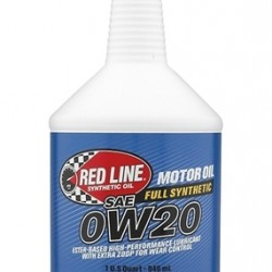 RED LINE 0W20 946 ML