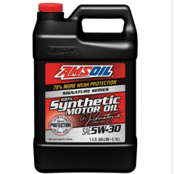 AMSOIL 5W-30 SIGNATURE SERIES 100% SYNTHETIC MOTOR OIL 3.78 LT