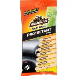 ARMOR ALL GLOSS FINISH WIPES