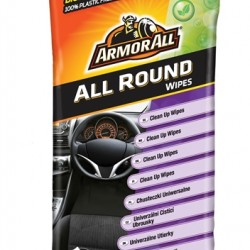 ARMOR ALL ALL-CLEAN UP WIPES