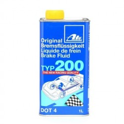 ATE TYP200 RACING QUALITY DOT 4 ΥΓΡΟ ΦΡΕΝΩΝ 1 LT