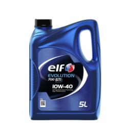 ELF EVOLUTION 700 STI 10W40 5 LT
