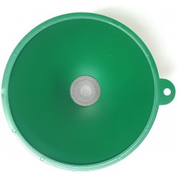 2 QUART FUNNEL WITH SCREEN