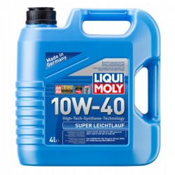 LIQUI MOLY SUPER LOW FRICTION 10W40 4 LT