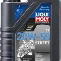 LIQUI MOLY STREET 20W50 1 LT