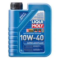 LIQUI MOLY SUPER LOW FRICTION 10W40 1 LT
