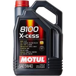 MOTUL 8100 X-CESS 5W40 4 LT