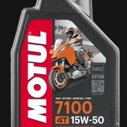 MOTUL 7100 15W50 1LT