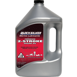 QUICKSILVER PREMIUM 2-CYCLE OUTBOARD OIL 4LT