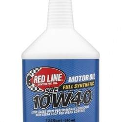 RED LINE 10W40 946 ML