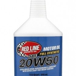 RED LINE 20W50 946 ML