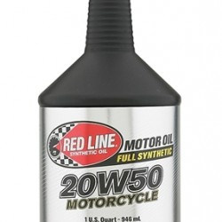 RED LINE MOTORCYCLE 20W50 946 ML
