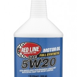 RED LINE 5W20 946 ML