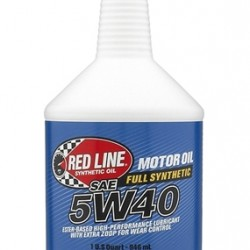 RED LINE 5W40 946 ML