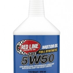 RED LINE 5W50 946 ML