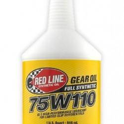 RED LINE 75W110 GL-5 GEAR OIL