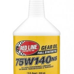 RED LINE 75W140NS GL-5 GEAR OIL