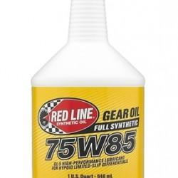 RED LINE 75W85 GL-5 GEAR OIL