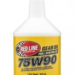 RED LINE 75W90 GL-5 GEAR OIL