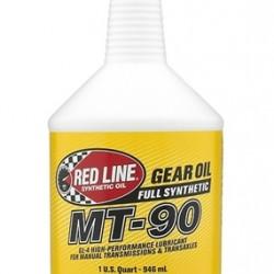 RED LINE MT-90 75W90 GL-4 946 ML
