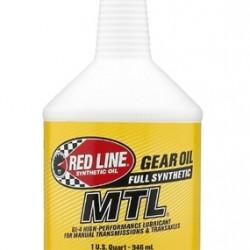 RED LINE MTL 75W80 GL-4 946 ML