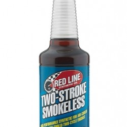 RED LINE TWO STROKE SMOKELESS OIL 473 ML