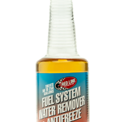 RED LINE FUEL SYSTEM WATER REMOVER & ANTIFREEZE 355 ML