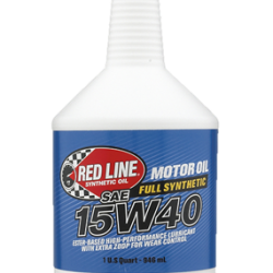 RED LINE 15W40 946 ML