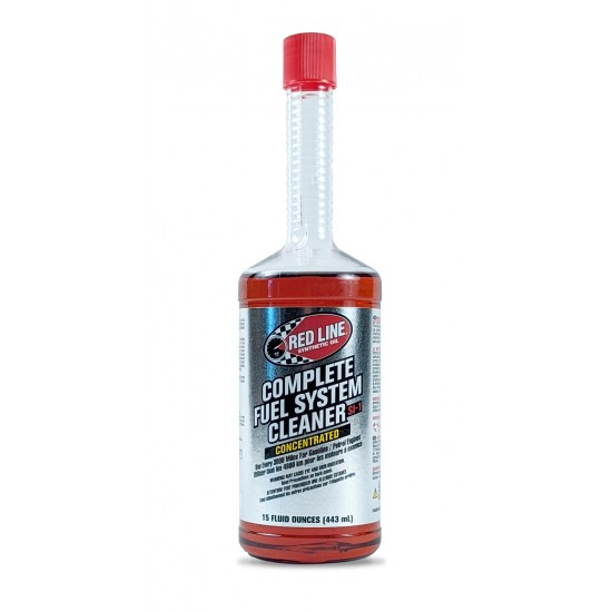RED LINE SI-1 COMPLETE FUEL SYSTEM CLEANER 443 ML