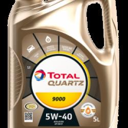 TOTAL QUARTZ 9000 5W40 4 LT