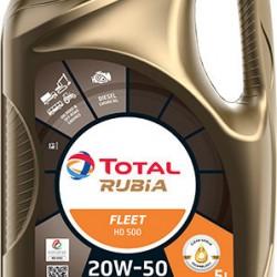 TOTAL RUBIA FLEET HD 400 20W50 4LT