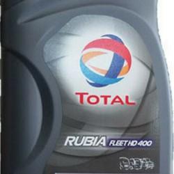 TOTAL RUBIA FLEET HD 400 20W50 1LT
