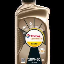 TOTAL QUARTZ RACING 10W60 1LT
