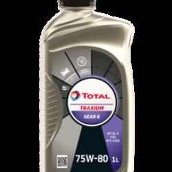 TOTAL TRAXIUM GEAR 8 75W80 1LT