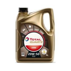 TOTAL QUARTZ 5000 20W50 4LT