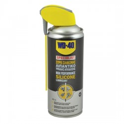 WD-40 SPECIALIST HIGH PERFOMANCE SILICONE SPRAY 400 ML